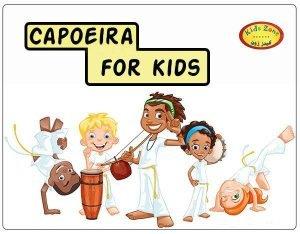 capoeira bambini roma palestra