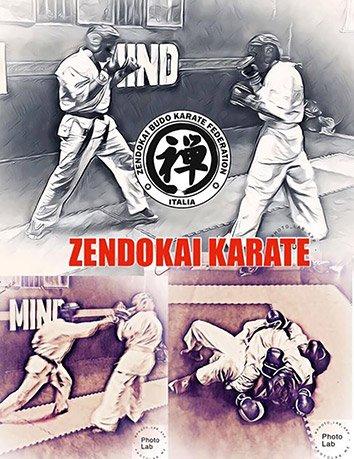 combattimento karate